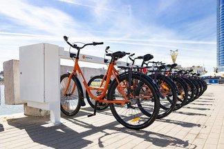 «Мотовелозавод» запускает байкшеринг с велосипедами «Аист». Первые полчаса — бесплатно