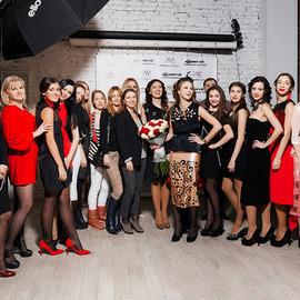 Christmas Fashion Show: закрытый показ коллекции В.Прониной