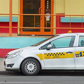 Как это работает: служба такси  в час пик