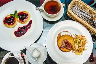 Продолжаем тестировать завтраки: что съесть утром в «Гараже»