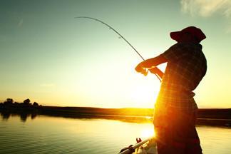 Где порыбачить в Минске