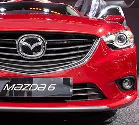 Mazda 6  — универсал по цене седана