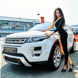 Тест-драйв Range Rover Evoque и Discovery Sport