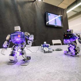 Звездный десант высадился на «Балу роботов» в Минске