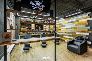 Локация для мужчин: на Аэродромной открылся Barbershop Corner