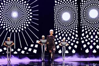Как это было: белорусский бренд Conte провел масштабное fashion-show на 1000 гостей