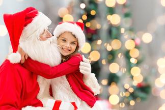 Сделать фото с Дедом Морозом и Снегурочкой можно в отделениях «Белпочты»