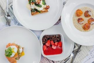 Завтрак в городе: новые аппетитные утренние позиции появились в кафе Milano