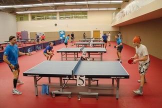 В рамках 13 ИТ-Спартакиады прошел последний однодневный турнир – по настольному теннису