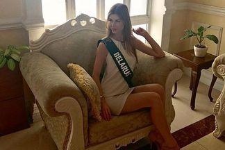 Фотофакт. Как выглядит Полли Каннабис, которая представит Беларусь на конкурсе «Мисс Земля»