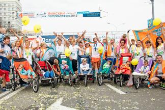 Минчан зовут на забег в Лошицком парке, чтобы помочь детям с инвалидностью