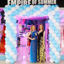 Открытие магазина элитных купальников Empire of Summer
