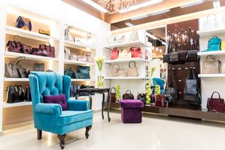 Красивый монобрендовый магазин сумок Galanteya открылся в минском ТЦ Dana Mall. Как это было