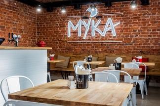 Автор блога «Где ходил» вместе с друзьями открыл в центре Минска кафе-пельменную «Мука»