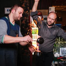 Мастер-класс «Сам себе бармен!»