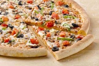 В новой Papa John's три дня будут продавать все пиццы за полцены