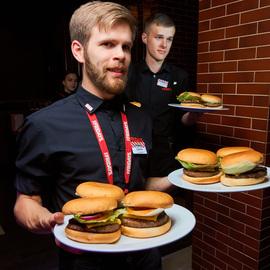 Ночи поедателей бургеров