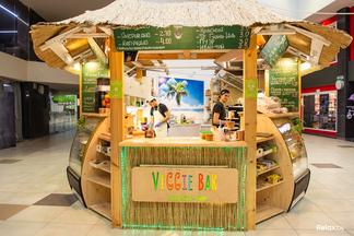 Фотофакт: В ТРЦ «Арена-Сити» открылось Raw&Vegan кафе-магазин VEGGIE BAR
