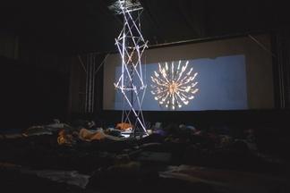 Концерт электро-музыки и звуковой арт в реальном времени: вас приглашают провести ночь в Ок16