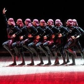 Концерт Национального балета Грузии Сухишвили