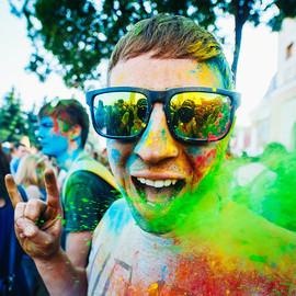 Фестиваль «ColorFest и ELLO»