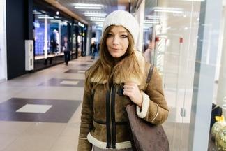 Street fashion: дубленка из «наследства» и рюкзак из Таллина