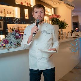 Вечер авторской кухни от шеф-повара Генриха Эрхарда (Латвия)