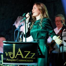 Джаз с Андреем Славинским