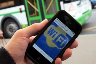 Первые городские Wi-Fi-автобусы появились в Беларуси