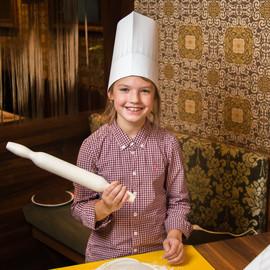 Кулинарный мастер-класс для детей и взрослых в ГОРОД-М