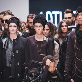 APTI EZIEV fashion show
