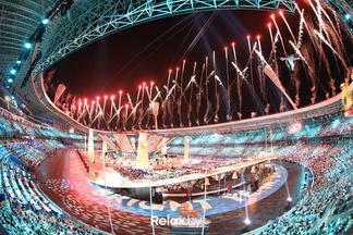 Дополненная реальность и группа IOWA: как пройдет церемония закрытия II Европейских игр