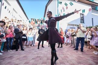 В Минске прошел грузинский фестиваль «Тбилисоба». Рассказываем, как это было
