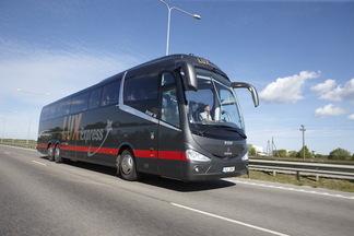 Началась распродажа билетов Lux Express по всем маршрутам
