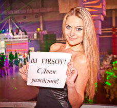 Happy B-Day Dj Firsov