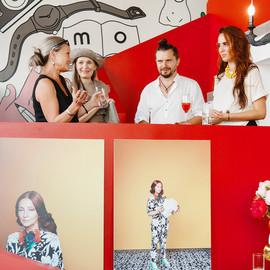 Открытие выставки KANAPLEV+LEYDIK: Old Fashioned