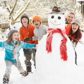 Oranjet Baltic Kids – зимний лагерь для детей в возрасте от 10 до 15 лет