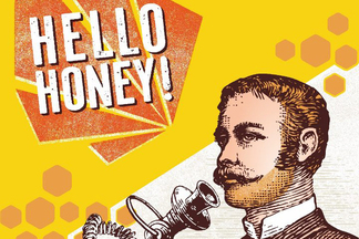 Hello Honey: минчанам предлагают «удочерить» пчелу