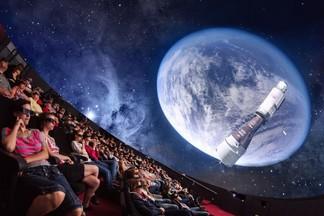 Три дня сферического кино организуют в Минском планетарии