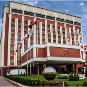 A Hotel, a flat or a guest house. Places to stay in Minsk.