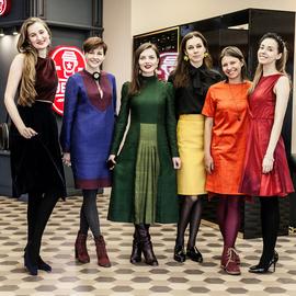 Pret-a-portal Fashion Coffee