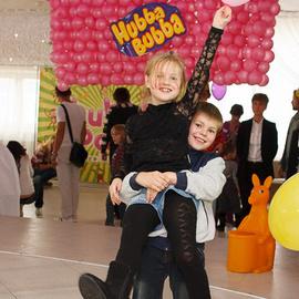 Фантастическая вечеринка для всей семьи «Bubble Party»
