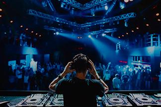 Атмосферные вечеринки с DJ сетами