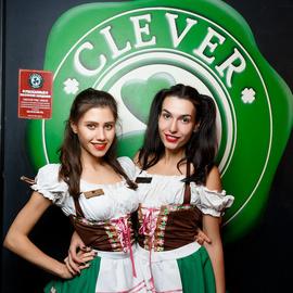 Октоберфест в «Clever Irish Pub»