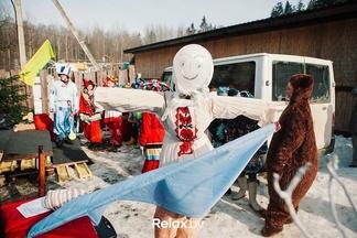 Разноцветные блины и сжигание чучела: Комаровский рынок приглашает на празднование «Масленицы»