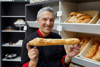 «Белорусы уже готовы к такому формату». Шеф-повар из Италии открыл кулинарию в «Столице»