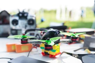 В Минске впервые пройдет ночная гонка дронов