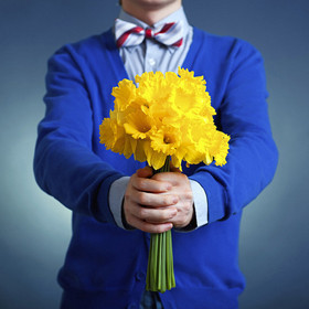 К 8-му марта в Беларусь привезли 600 тонн цветов