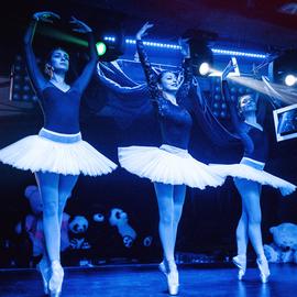 Ballerina's night