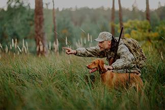 Места для любителей охоты